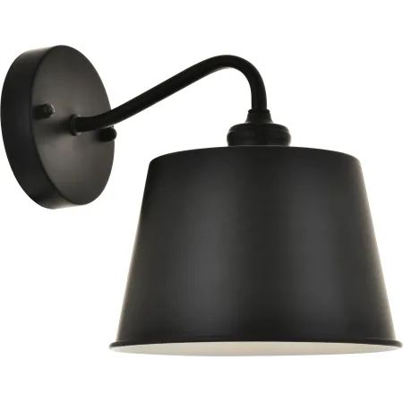 Elegant Lighting Ld4059w8 Build Com In 2020 Black Wall Sconce Wall Lights Elegant Lighting