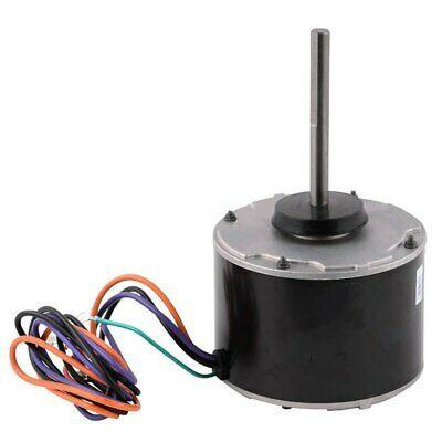 1 6 Hp 825 Rpm 1 Speed 208 230v 5 6 Condenser Fan Motor Nidec Lx7927 Fan Motor Motor Room Air Conditioners