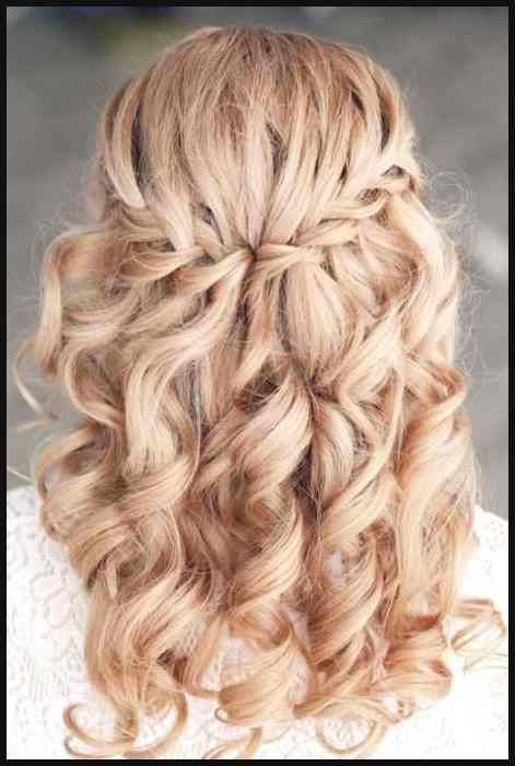 List Of Pinterest Festliche Frisuren Mittellang Locken Images