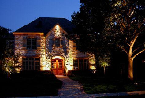Outdoor Led Lighting Dallas Tx Plano