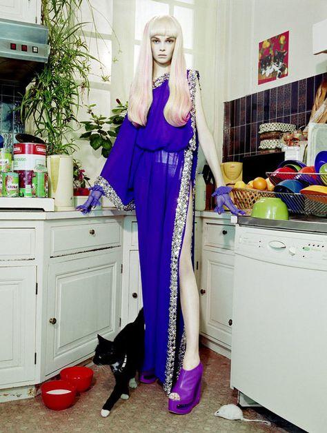 Domestic Diva - Miles Aldridge- Desperate Housewife