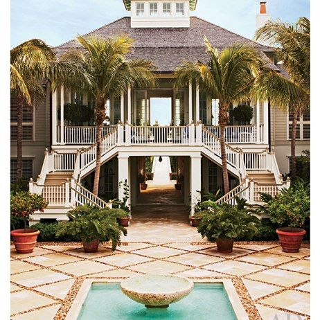 Old Key West Style Homes | In True Key West Fashion And Inspiration I Was  Actually Thinking Of A ... | House Ideas | Pinterest | Key West Style, ...