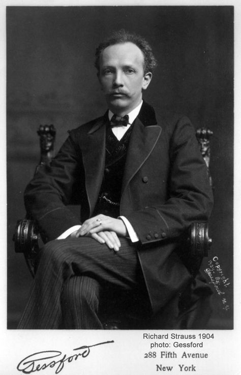 Richard Georg Strauss 11 June 1864 8 September 1949 Was A Leading German Composer Of The Late Romantic And Early Modern Eras Classical Music Composers Music Composers Classical Music