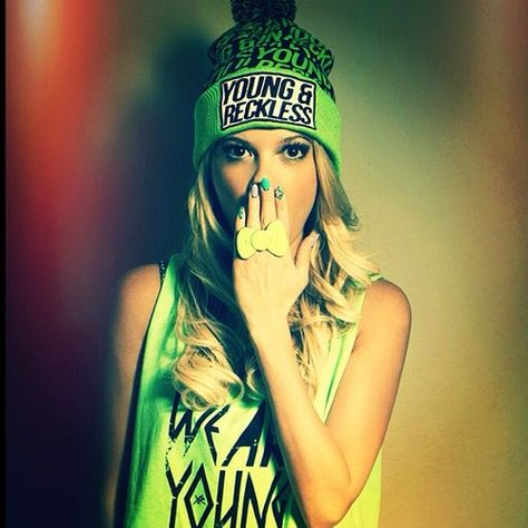 Chanel West Coast...just signed with young money. LOVE HER.