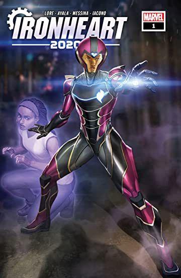 2020 Ironheart 1 Of 2 In 2020 Comics Online Online Comic Books Read Comics Online Free