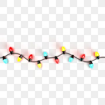 Realistic Glowing Colorful Christmas Lights On A Transparent Background New Year Clipart Celebration Lights Png Transparent Clipart Image And Psd File For Fr In 2020 Christmas Balls Decorations Christmas Lights Christmas