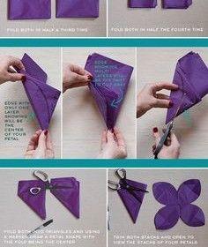 List Of Pinterest Papper Crafts For Teens Diy Flower Wrap Images