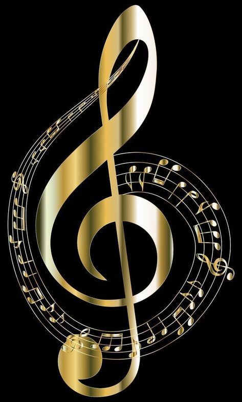 Music Note Wallpaper Iphone Treble Clef 65 Ideas Music Symbols Music Notes Art Music Notes Decorations