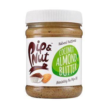 Pip Nut Coconut Almond Butter Coconut Almond Almond Butter Coconut