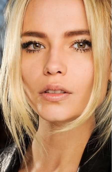 List Of Pinterest Blonde Hair Dark Brows Brown Eyes Images Blonde