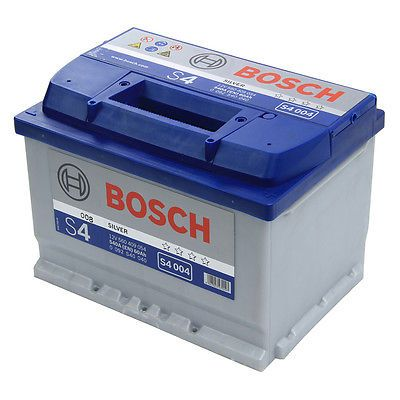 Bosch Car Battery 12V 61Ah Type 075 600CCA 5 Years Wty Sealed OEM Replacement