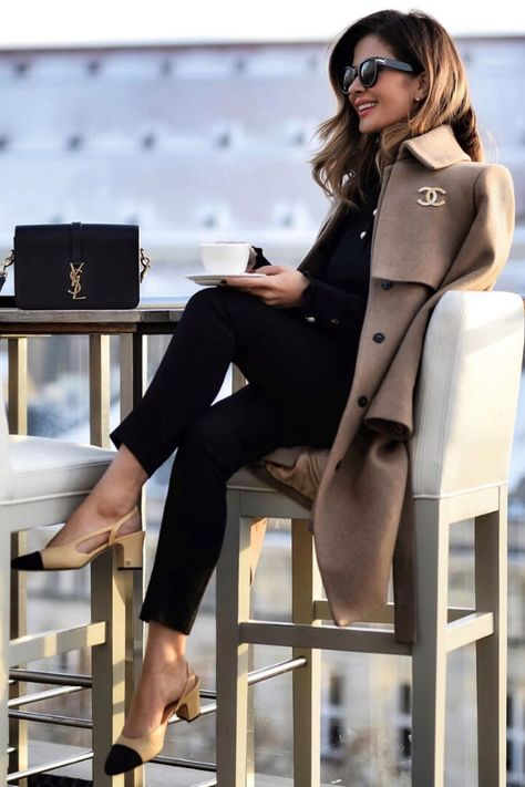 How to create a Fall Work Wardrobe   15+ Stylish Fall Outfits for Work