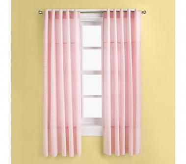 Kids Curtains Kids Light Pink Curtain Panels Boyandgirlsroom