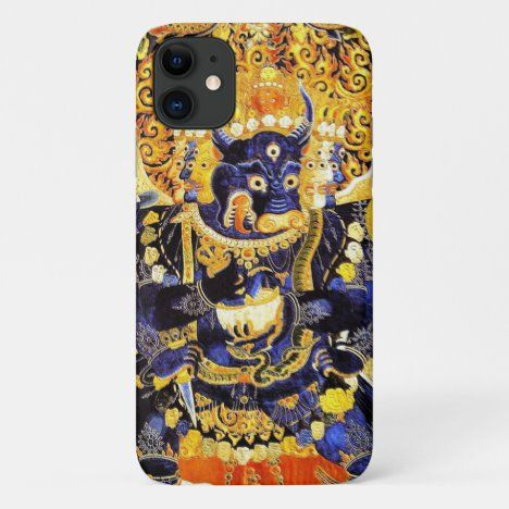 God is a Cat iPhone 11 case