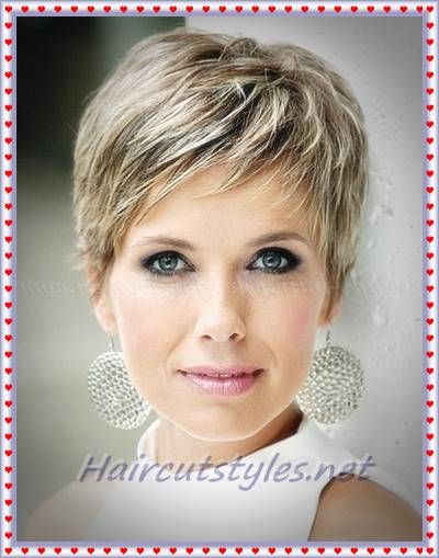 Haircut Styles And Hairstyles Short Hair Styles Short Cropped Hair Crop Hair