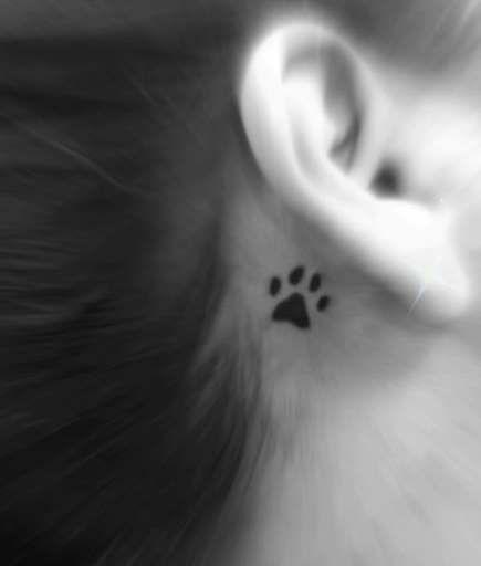 Dogs Paw Tattoo Location 51 Best Ideas #dogs #tattoo   Dog