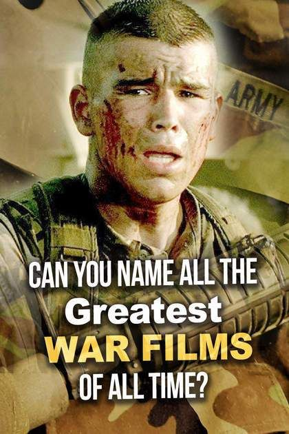 Quiz: Can You Name All The Greatest War Films Of All Time? We Bet