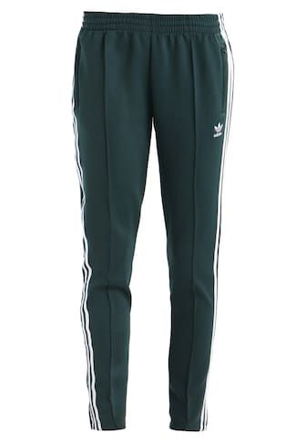 adidas Originals ADICOLOR - Trainingsbroek - mineral green ...