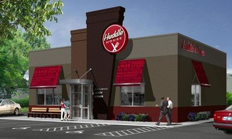 Huddle House Continues Brand Advancement with New Restaurant