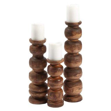 cool candlesticks. and from Target!