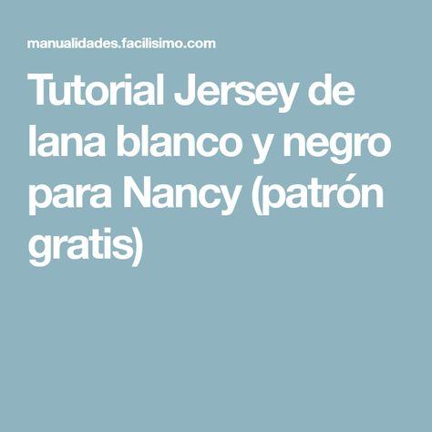 List of Pinterest lana jersey blanco y negro pictures   Pinterest ... e9e385fc799c