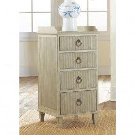 Gustavian Bedside Cabinet Antique Grey Furniture Modern
