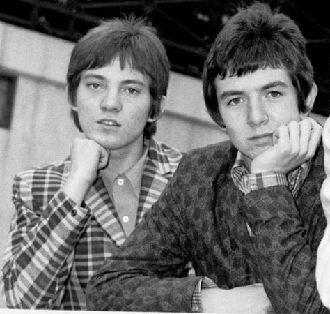 "Ronnie Lane - with Steve Marriott.   They wrote some great tunes.  I feel uplifted every time I listen to Ronnie Lane's ""The Poacher' ."
