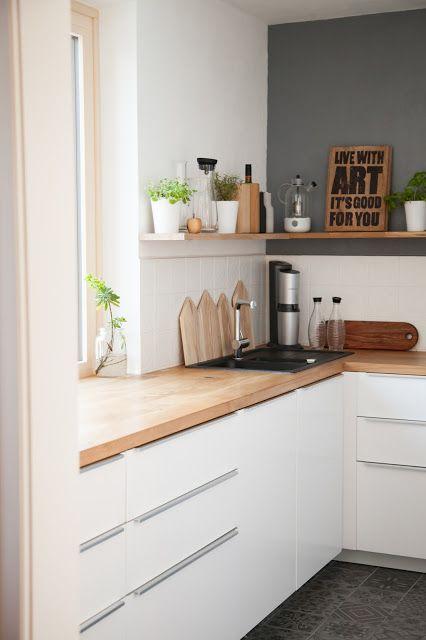 101 best Küche to be images on Pinterest Kitchen ideas, Kitchen - outdoor küche holz