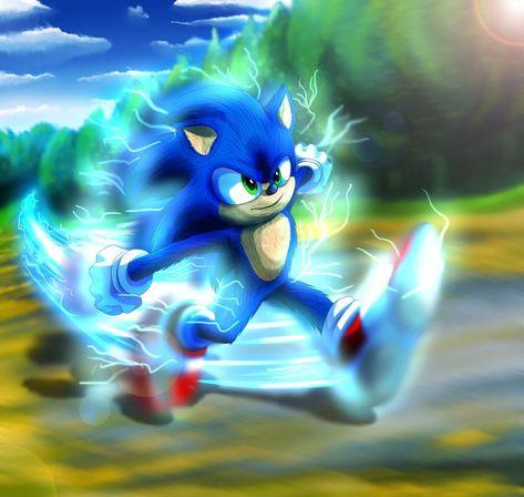 Sonic Movie 2020 by GCGblacknigth on DeviantArt