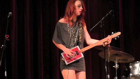 Samantha Fish - Shake em On Down (Burnside cover) - YouTube