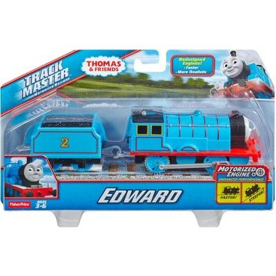 Fisher-Price Thomas & Friends TrackMaster Motorized Edward