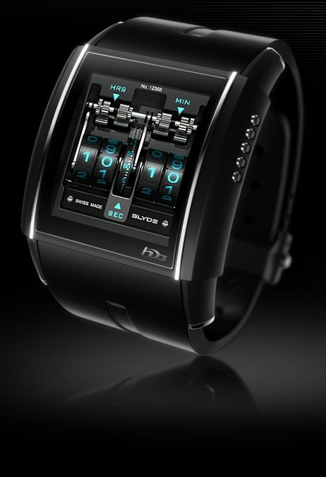 Slyde HD3 | Touchscreen Watch