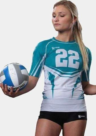 Victory Womens Sublimated Jersey Volleyball Uniforms Design Volleyball Uniforms Jersey