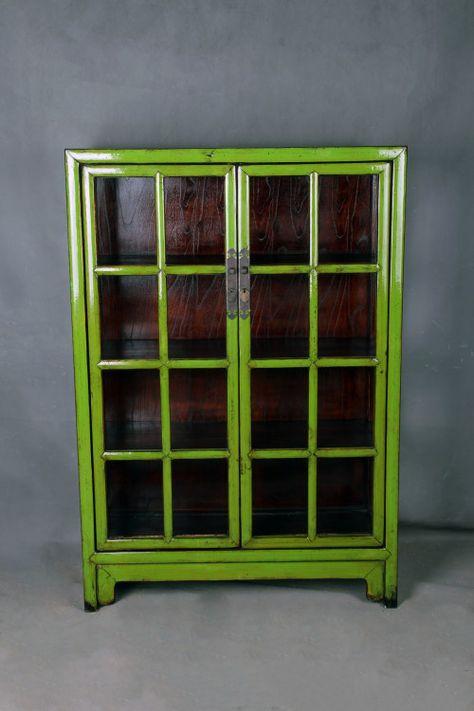 Light green finish