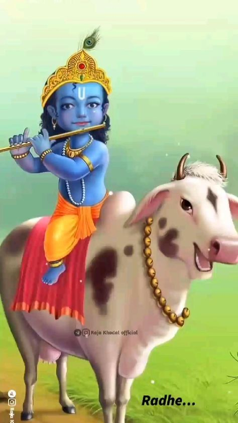 Cute Krishna status video | jay shree radhe | राधे राधे | Krishna status video
