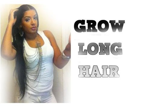 How To Grow Long  Hair Fast: Damage Repair : Split Ends Treatment :  Deep Condition (Updated)