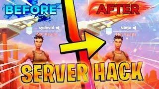 NEW* Fortnite Name Hack (SERVER SIDED HACK) | Fortnite