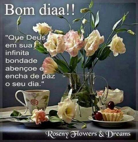 Bom Dia Minha Querida Q A Paz Do Senhor Esteja Contigo E Na Tua