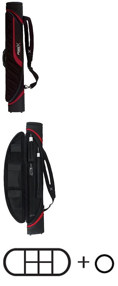 Pure X Special Edition 3x4 Pool Cue Case Pxc2034 R Red W Free Shipping Cue Cases Pool Cues Pure Products