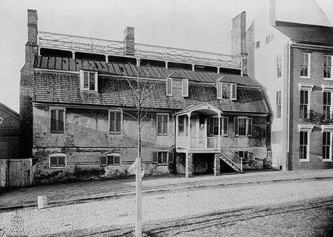 John Shaw House 21 State Circle Annapolis Md Circa Before 1890 Washington Dc Photos Old Washington Annapolis