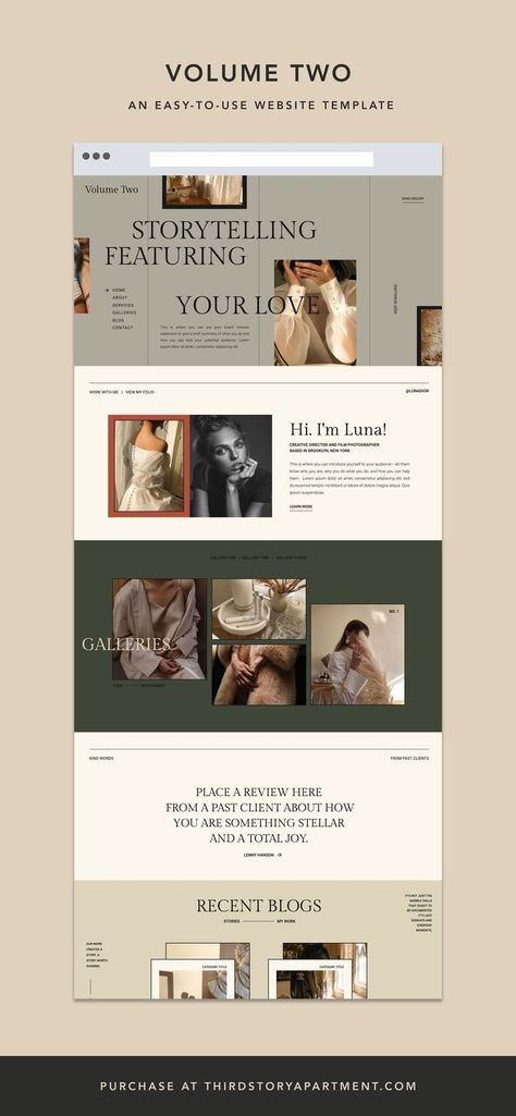 Pin on Web Design | Inspiration