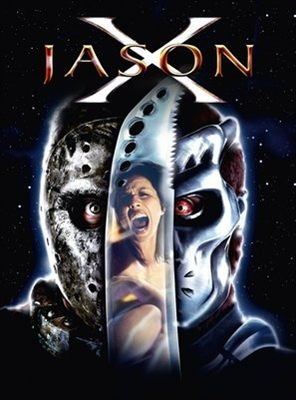 Jason X Poster. ID:1586149 | Jason x, Horror movie collection, Horror art