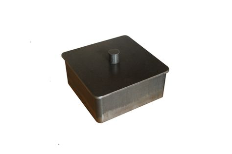 Boite A Bijoux Boite En Metal Brut Cire Parfaite Pour Completer