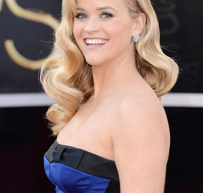 Prom Hairstyles When Wearing A Strapless Dress