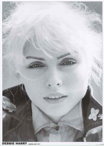 Blondie Debbie Harry Poster Plus