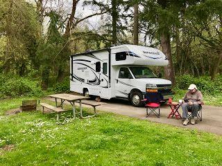 full hookup Camping platser i Oregon