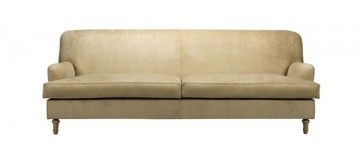 Design On Stock 2 5 Zits Bank.Bank Sofa 2 5 Zits In Stof Vintage Velvet 109 Desert Poot Natural