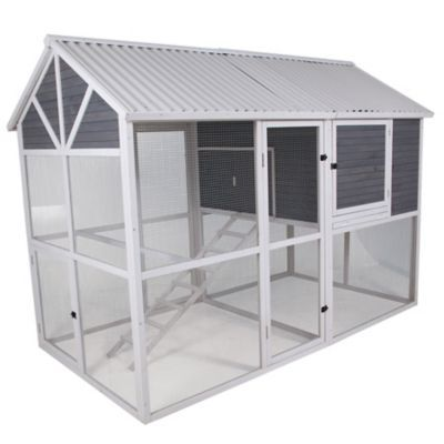 Precision Pet Products Garden Walk In Chicken Coop At Tractor Supply Co In 2020