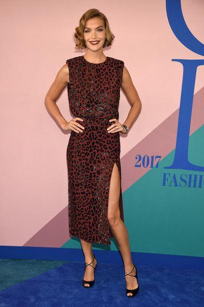 Arizona Muse - The Most Fabulous Looks at the CFDA Fashion Awards - Photos