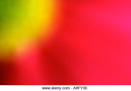 Porque hada orientación  Círculos abstractos de un fuera de foco rojo amarillo y verde flor Imagen  De Stock | Verde amarillo y rojo, Colores, Amarillo